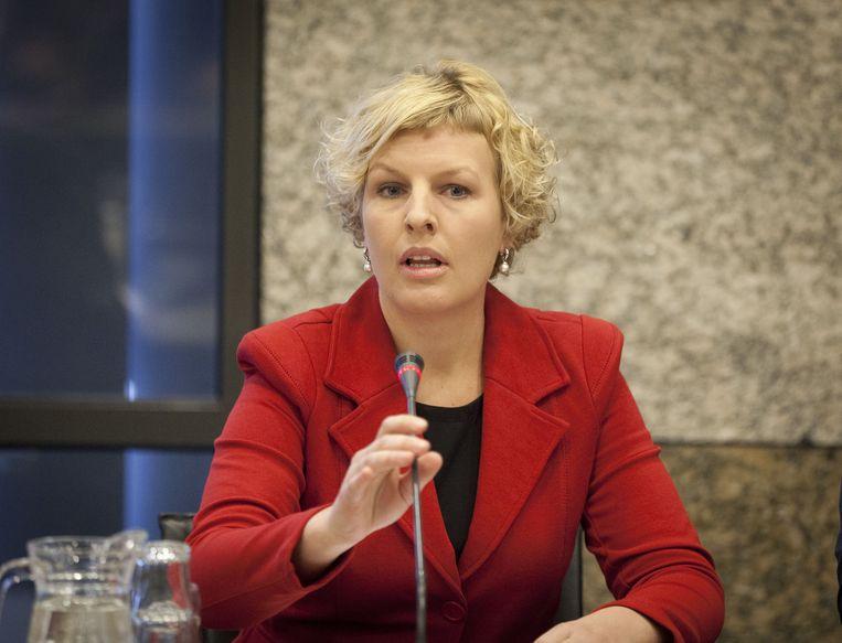PvdA-Kamerlid Attje Kuiken. Beeld ANP