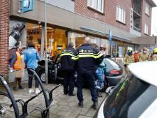 Waarom vrouw van 85 bij de Albert Heijn in Gennep naar binnen reed