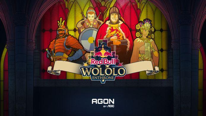 Tijdens het Red Bull Wololo-toernooi gaan de beste 12 spelers in het spel Age of Empires II met elkaar de strijd aan.