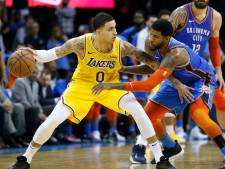 LA Lakers te sterk voor Oklahoma City Thunder