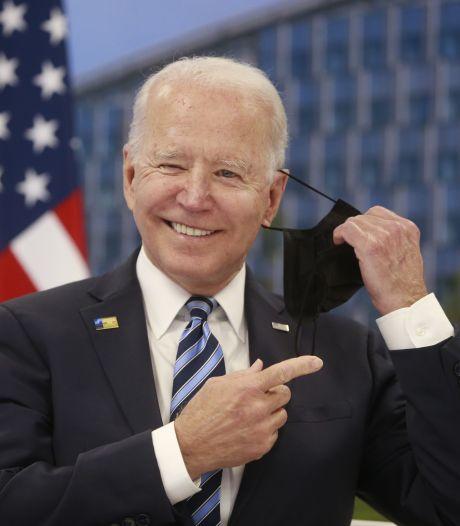 """Joe Biden: """"L'Otan est d'une importance cruciale"""" pour les États-Unis"""