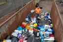 Veel mensen weten de weg te vinden naar sportpark Bovenmolen om hun plastic af te geven. Het leverde de club al bijna 30.000 euro op.