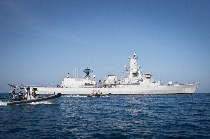 De marine profiteert komende jaren het meest van extra defensiegelden. De M-fregatten, zoals deze Zr. Ms. Van Speijk, kunnen worden vervangen.