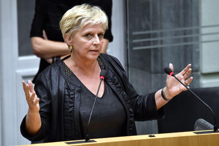 Sonja Claes (CD&V).