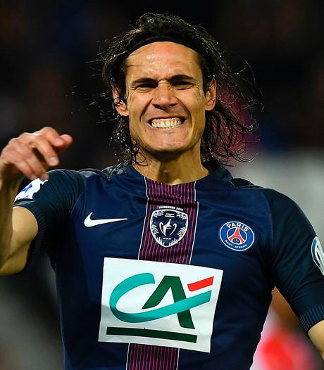 PSG geeft B-team Monaco pak slaag in beker