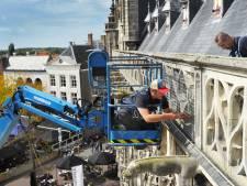 Gaas op de gevel van het op één na mooiste gebouw van Nederland: lelijk of acceptabel?