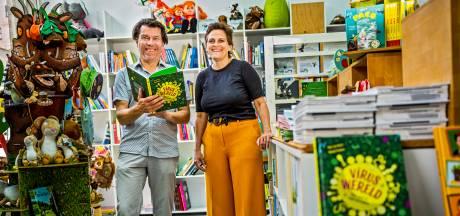 Marc en Wendy maken kinderboek over corona: 'Hopelijk zit dat virus zich in een donker hoekje diep te schamen'