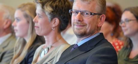 Laatste dag als 'alleenheerser' voor burgemeester De Boer
