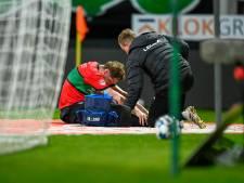 NEC mag niet verslappen na vijfde zege op rij, zorgen om captain Van Eijden: 'Dé domper van de avond'