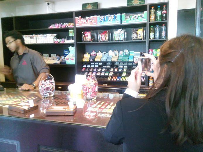 Thaise advocaten krijgen vrijdag een rondleiding langs Nederlandse coffeeshops.