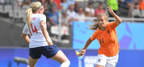 'Jonge Leeuwinnen' in kwartfinale WK onderuit  tegen Engeland