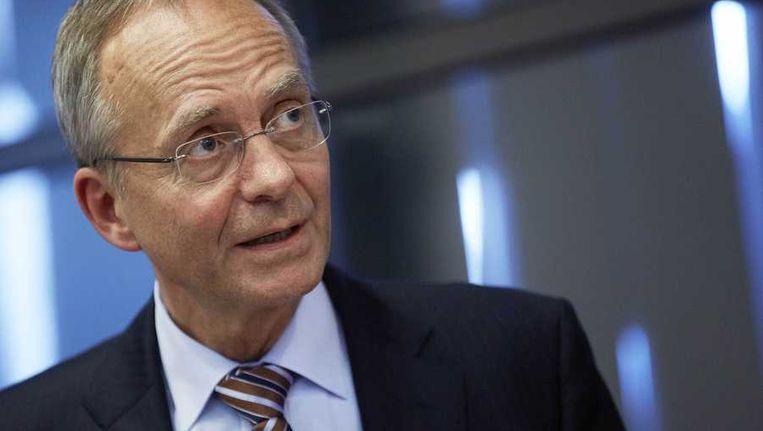 Minister Henk Kamp (Economische Zaken) Beeld anp