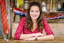 Tweedejaars geneeskundestudent Isabelle Smit (20).