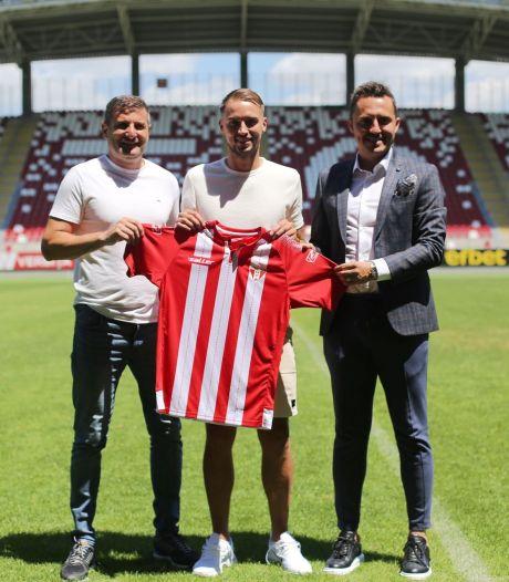 Roosendaler Desley Ubbink vindt snel nieuwe club en voegt ook Roemenië toe aan zijn voetbal-cv