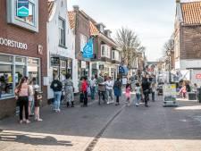 Mogelijk permanent fietsverbod in Dorpsstraat