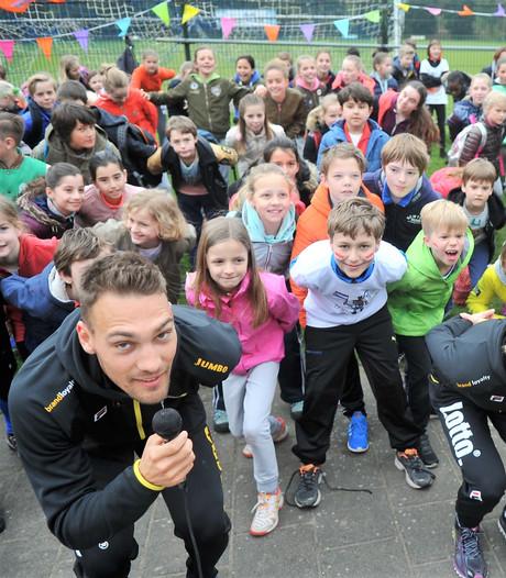 Topschaatser Kjeld Nuis opent Koningsspelen in Doorwerth
