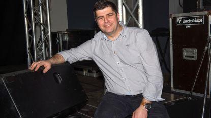 Pedro Steegmans, nieuwe voorzitter Raod van Laon tot Aoke