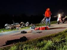Scooterrijder (64) uit Arnhem overleden na ongeluk op fietspad Grote Griet