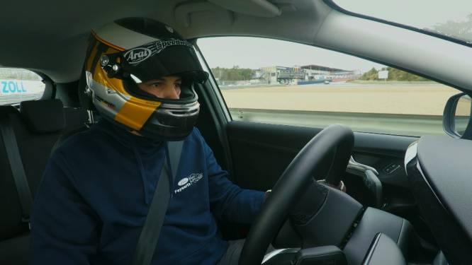 Na zijn zwaar motorongeval van enkele maanden geleden: Junior Planckaert wordt rallypiloot