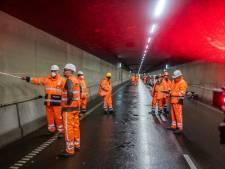 Tunnel achter CS twee maanden eerder open dan gepland