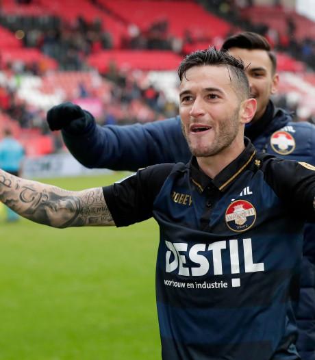 Freek Heerkens en Pol Llonch terug bij Willem II