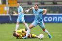 Mario Götze speelt zondag met PSV de uitwedstrijd bij Willem II.