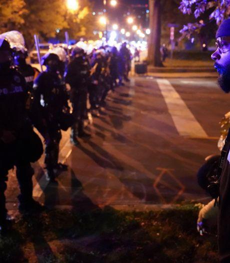 Weer demonstraties in Louisville na besluit maar één agent te vervolgen voor doodschieten zwarte vrouw