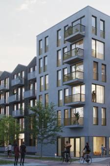 600 appartementen van 28 meter hoog op een ienieministrookje in Amersfoort: hier komen ze