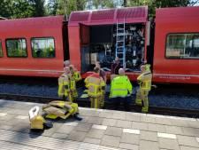 Stilgevallen trein van spoor gehaald: dienstregeling Terborg-Aalten hersteld