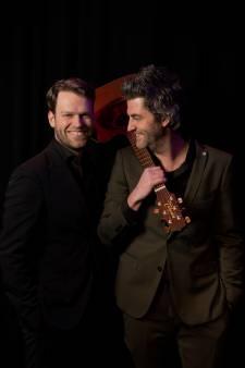 Bas Bons en Kees Vriend brengen met theatershow Goesting ode aan de Vlaamse kleinkunst