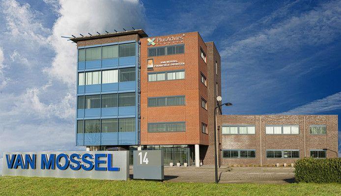 Het hoofdkantoor van Van Mossel verhuist ook naar de nieuwbouw in Waalwijk.