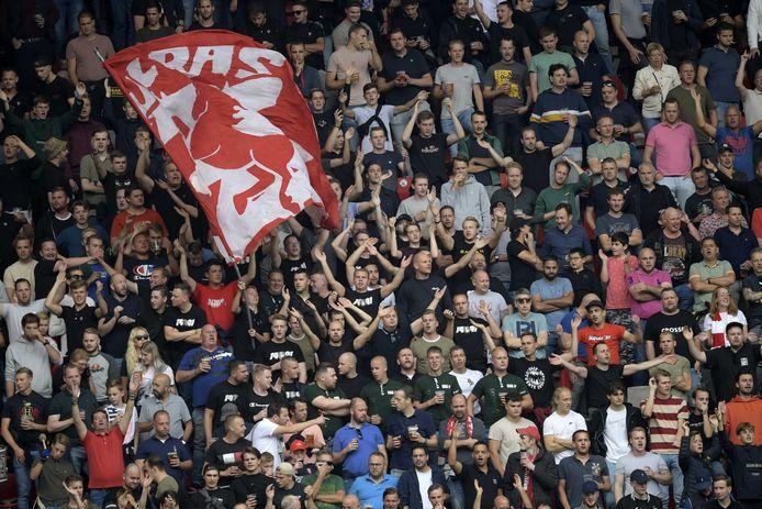 Vanaf 17 oktober kan  De Grolsch Veste weer 30.000 fans ontvangen.