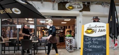 Romy-Lisa moet terras in winkelcentrum sluiten: 'Ik word kapotgemaakt'