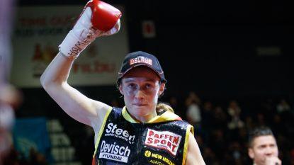 7 boksers en coaches in Londen besmet met corona, ook Delfine Persoon slachtoffer?