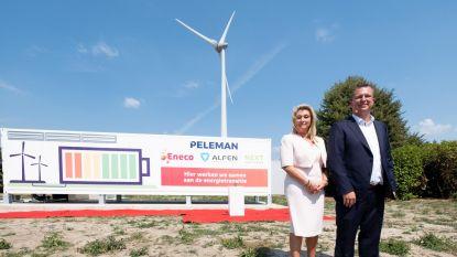 Belgische primeur voor Peleman Industries