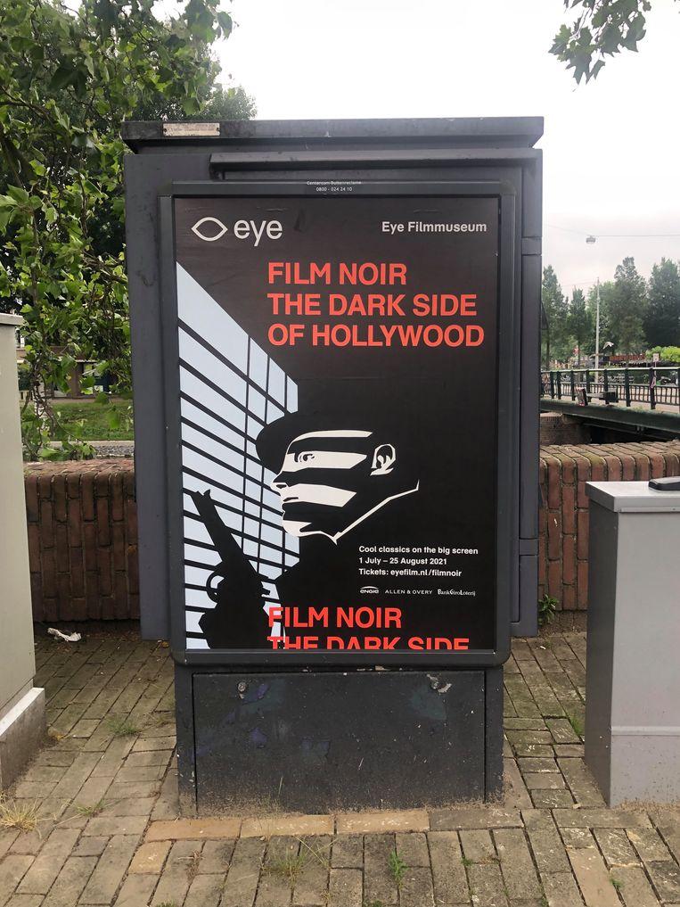 Film Noir – The Dark Side of Hollywood. Beeld Jan Pieter Ekker
