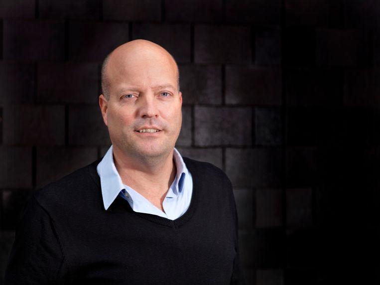 Lars Boering. Beeld Marieke van der Velden