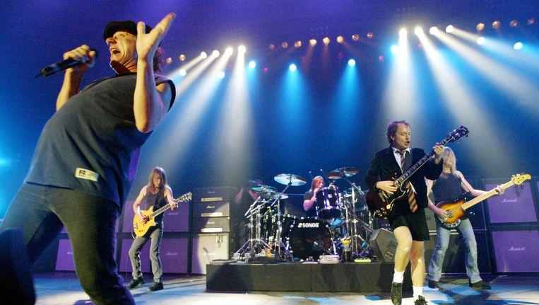 AC/DC. Beeld AP
