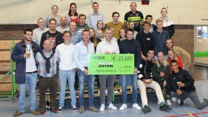 Meise Boven schenkt 25.200 euro aan verenigingen