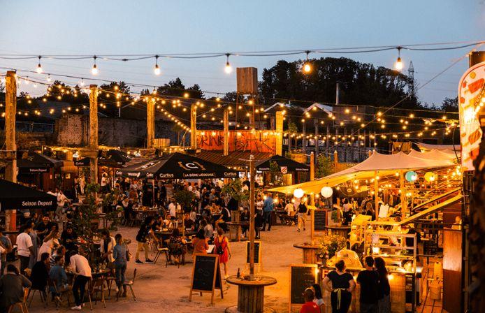 Le BaD Festival à Lodelinsart (Charleroi) a commencé sur les chapeaux de roue