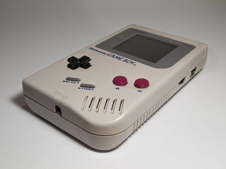 Nintendo Gameboy. Beeld rv