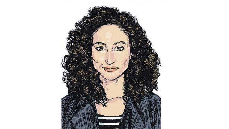Yasmina Aboutaleb. Beeld Het Parool