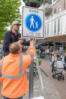 In welke Goese straten mag je niet fietsen? Extra borden maken dat nu duidelijk