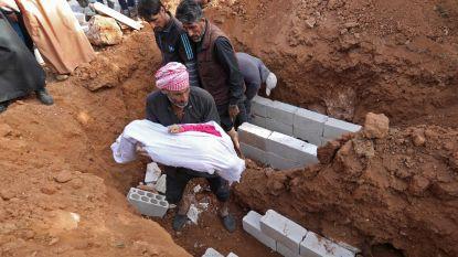 """""""5 kinderen van zelfde familie sterven in Russische bombardementen op  Syrische provincie Idlib"""""""