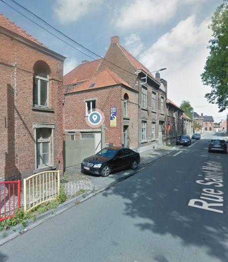 Une école évacuée après un incendie suspect à Leuze-en-Hainaut
