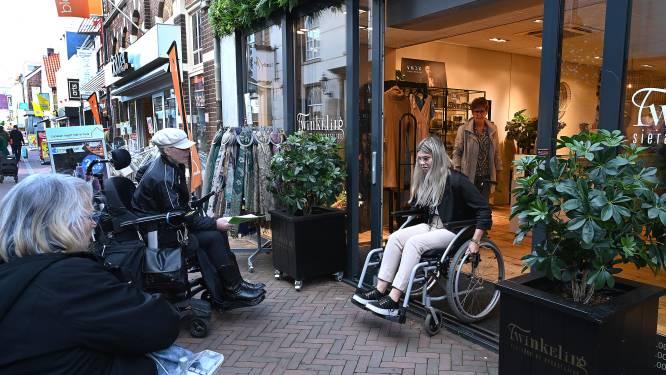 Week van de toegankelijkheid in Boxmeer: 'Er zijn nog heel wat drempels weg te halen'
