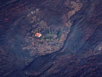 'Wonderhuisje' van Nederlandse dat vulkaan La Palma overleeft gaat de hele wereld rond