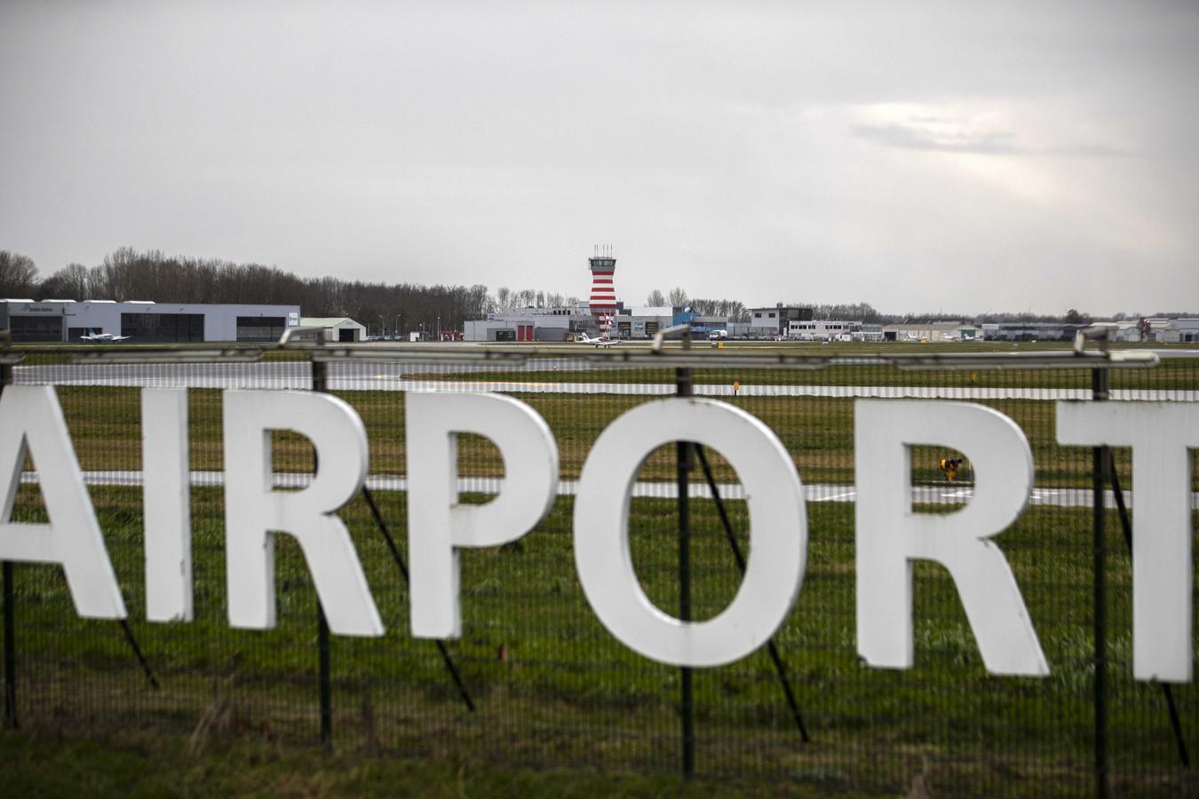 Het protest tegen de laagvliegroutes laait deze week weer op op de Noord-Veluwe.