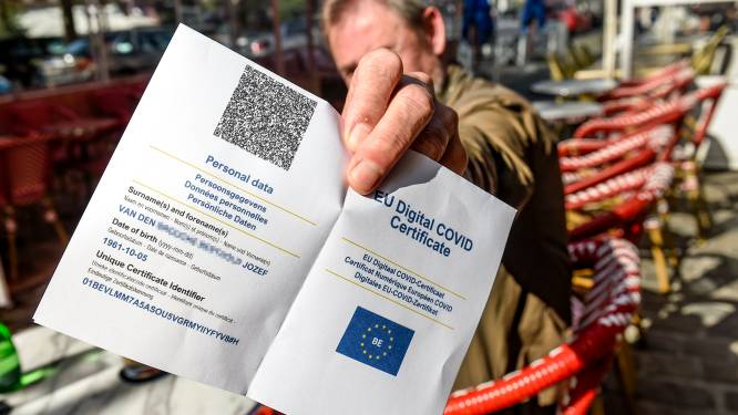 L'avis du Conseil d'État sur l'élargissement du Covid Safe Ticket transmis au Parlement bruxellois