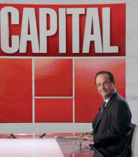 Hollande affirme avoir agi rapidement contre la crise